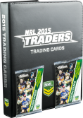 Card Albums--Rugby League - 2015 Traders Album