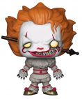 Pop! Vinyl--It (2017) - Pennywise with Wrought Iron US Exclusive Pop! Vinyl