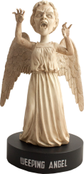 Ikon Collectables--Doctor Who - Weeping Angel Bobble Head