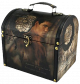 NECA--The Twilight Saga: New Moon - Vintage Carrying Case Jacob & Dreamcatc