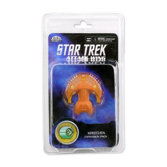 Miniatures Games--Star Trek - Attack Wing Wave 16 Kreetchta Expansion Pack