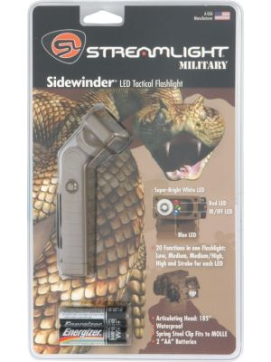 Streamlight--Sidewinder LED Tactical Light