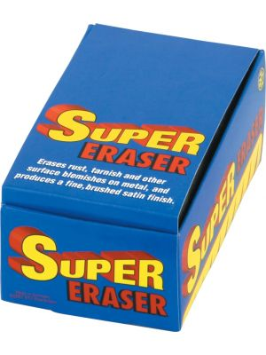 Super--Rust Eraser 24 pack
