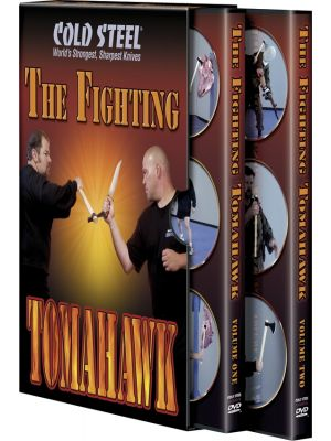 Cold Steel--The Fighting Tomahawk DVD