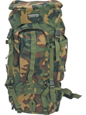 Miscellaneous--Camouflage Heavy Duty Backpack