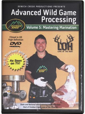 Outdoor Edge--Advanced Wild Game Processing