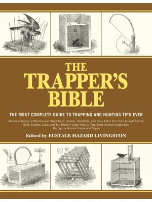 Books--The Trappers Bible