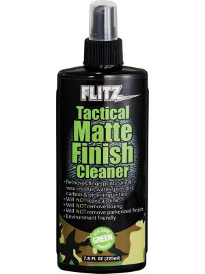 Flitz--Tactical Matte Finish Cleaner