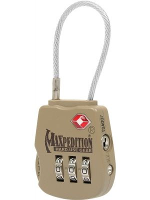Maxpedition--Tactical Luggage Lock