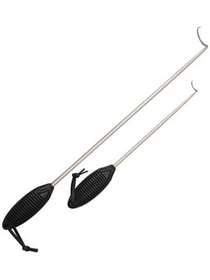 Jaccard--Pigtail Food Flipper Combo