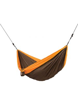 La Siesta--Double Travel Hammock Orange