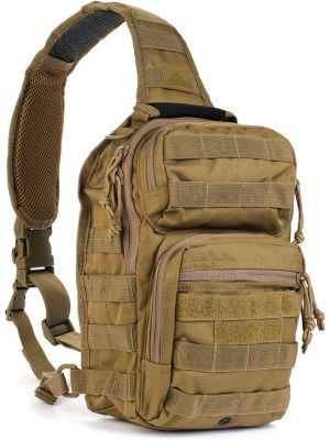 Red Rock Outdoor Gear--Rover Sling Pack Coyote