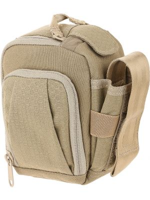 Maxpedition--AGR Side Opening Pouch Tan