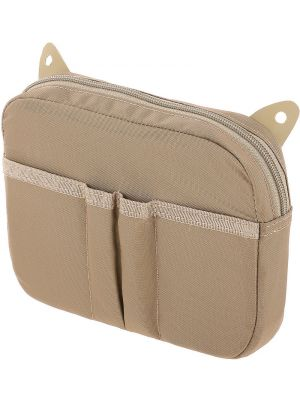 Maxpedition--AGR HLP Hook & Loop Pouch Tan