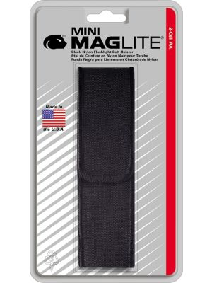 Mag-Lite--2 AA Cell Mini Mag-Lite Sheath