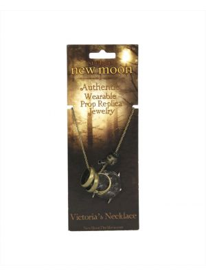 NECA--The Twilight Saga: New Moon - Prop Replica Victorias Pendant Necklace