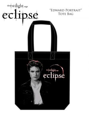 NECA--The Twilight Saga: Eclipse - Bag Tote Edward Portait