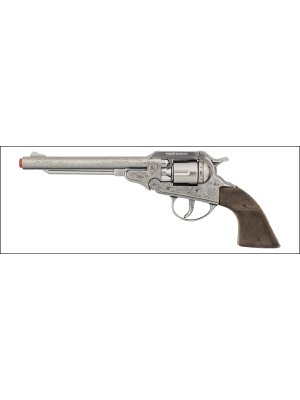 DIE CAST COLT CIVIL WAR REVOLVER CAP GUN