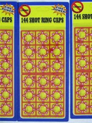 8 Shot Cap Pack