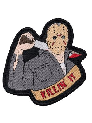 Accessories--Friday the 13th - Jason Voorhees Patch