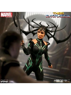 1:12 Scale Figures--Thor 3: Ragnarok - Hela One:12 Collective Action Figure