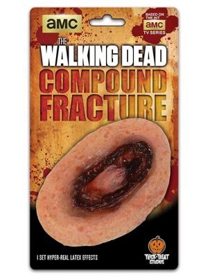 Cosplay--The Walking Dead - Compound Fracture Appliance Kit
