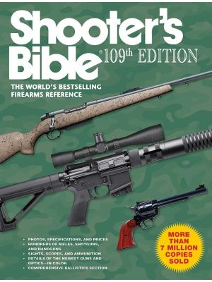 Books--Shooters Bible 109th Edition