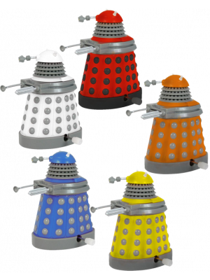 Doctor Who--Doctor Who - Dalek Wind-up 5-Pack