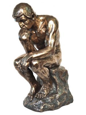 The Thinker by Auguste Rodin (Large)