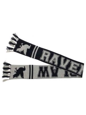 Accessories--Harry Potter - Ravenclaw Reversible Knit Scarf