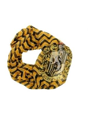 Accessories--Harry Potter - Hufflepuff Infinity Scarf