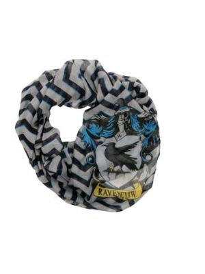 Accessories--Harry Potter - Ravenclaw Infinity Scarf