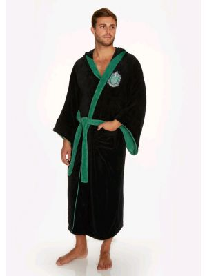 Robes--Harry Potter - Slytherin Hooded Robe