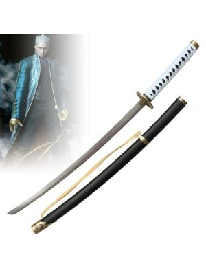 Devil May Cry Vergil Yamato Samurai Sword