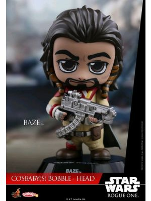 Bobble Statues--Star Wars: Rogue One - Baze Cosbaby