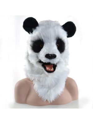 Moving Mouth Panda Mask