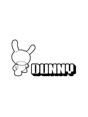Dunny--Dunny - The Wild Ones Dunny Series