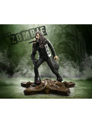 Other Statues--Rob Zombie - Rock Iconz Statue