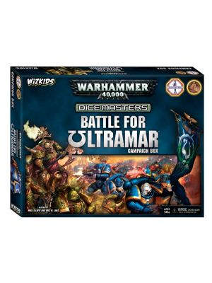 Dice Games--Dice Masters - Warhammer 40,000 Battle for Ultramar Campaign Box