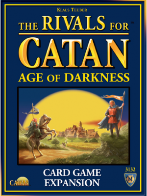 Card Games--Rivals for Catan - Age of Darkness Card Game Expansion