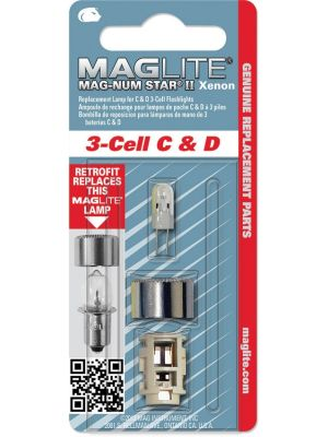 Mag-Lite--Replacement Bulb Xenon