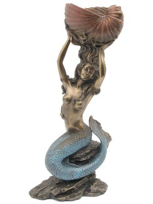 Candle Holder - Mermaid