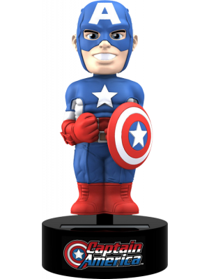 NECA--Captain America - Captain America Body Knocker