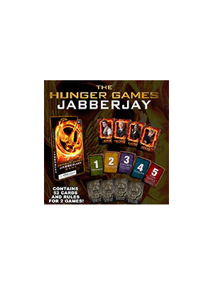 Wizkids Games--The Hunger Games - Jabberjay Card Game