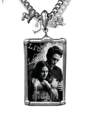 NECA--Twilight - Jewellery Charm Necklace Edward & Bella