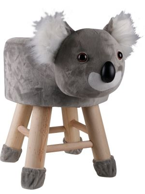 Kids Koala Face Stool