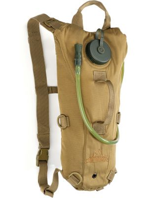 Red Rock Outdoor Gear--Rapid Hydration Pack Coyote