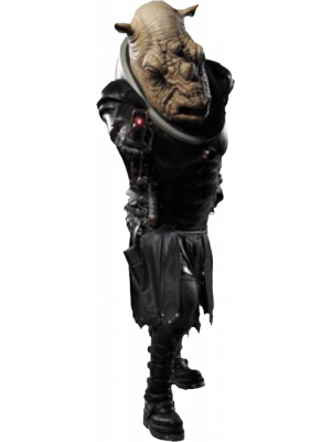 Doctor Who--Doctor Who - Judoon Cardboard Cutout