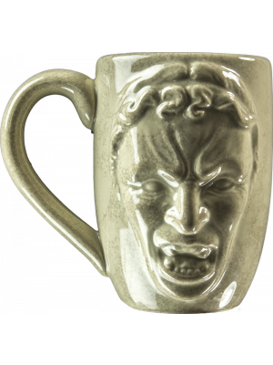 Doctor Who--Doctor Who - Weeping Angel Moulded Mug