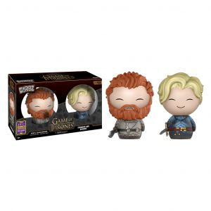 Dorbz - Game of Thrones: Tormund and Brienne 2-pack 2017 SDCC